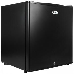 iceQ 48 Litre Table Top Lockable Fridge - Black