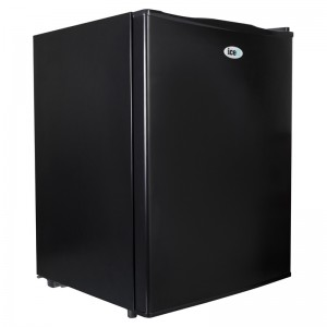iceQ 70 Litre Table Top Fridge - Black