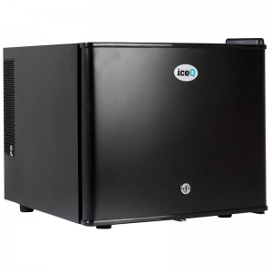 iceQ 17 Litre Small Fridge - Black