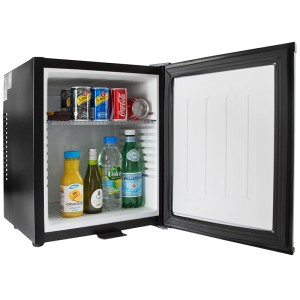 iceQ 24 Litre Solid Door Mini Bar