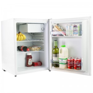 iceQ 70 Litre Table Top Fridge - White