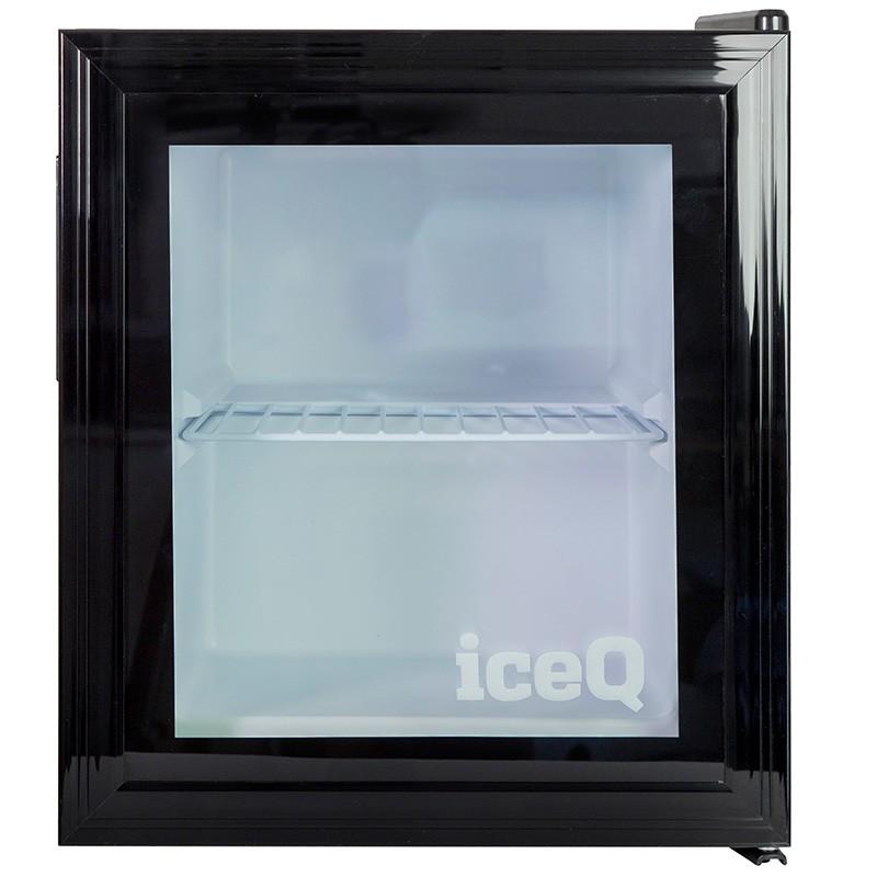 36 litre counter top glass door display mini freezer iceq 36 litre counter top glass door display mini freezer planetlyrics Gallery