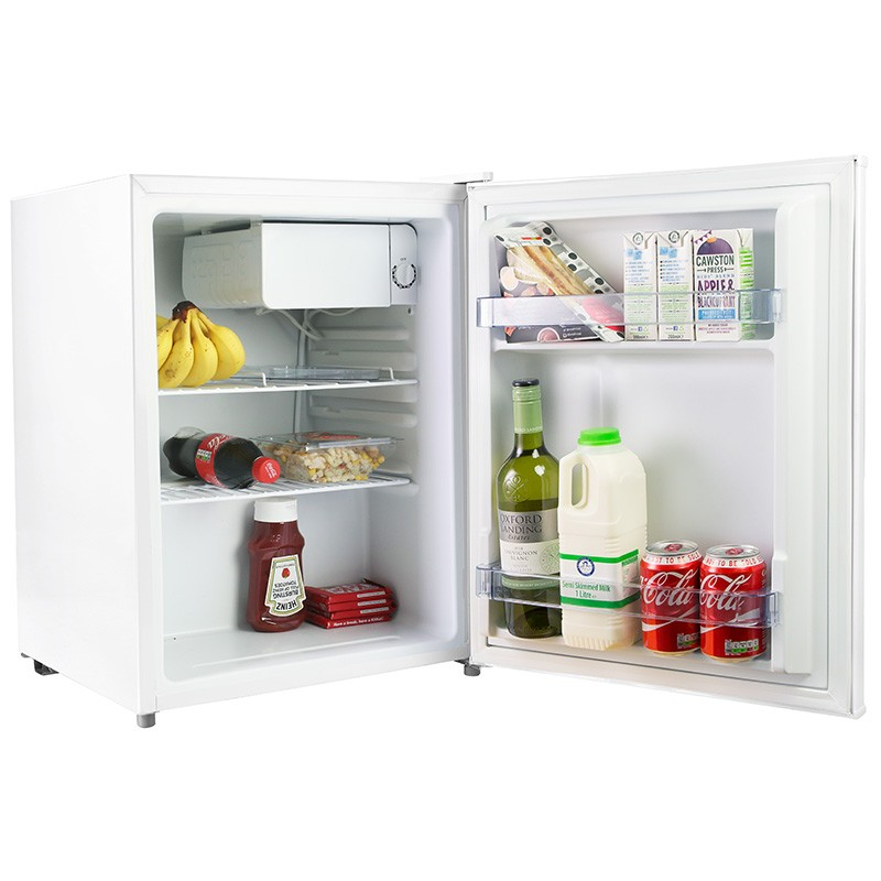 iceq 70 litre table top fridge white under counter. Black Bedroom Furniture Sets. Home Design Ideas
