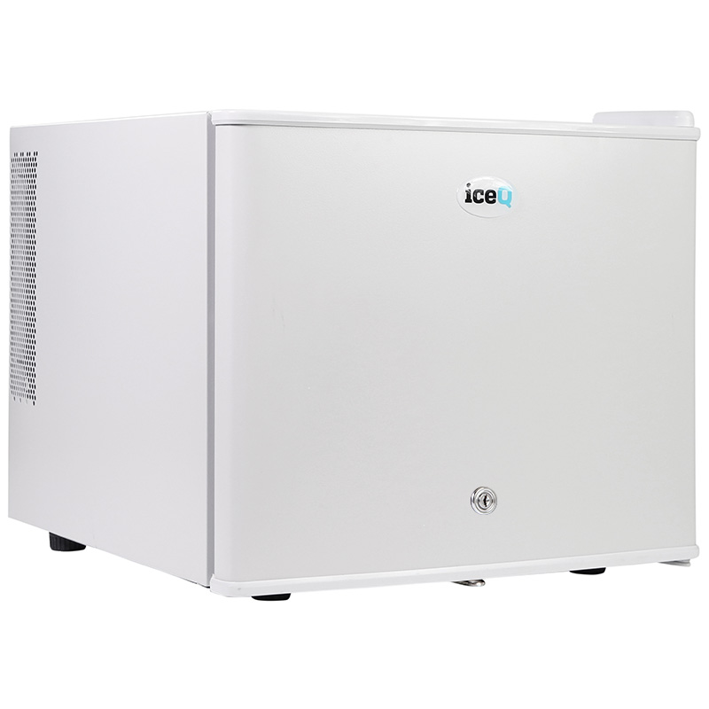 Click to view product details and reviews for Iceq 17 Litre Small Fridge White.
