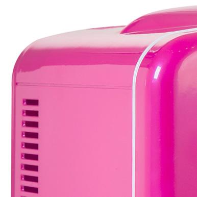 Glossy Pink Finish