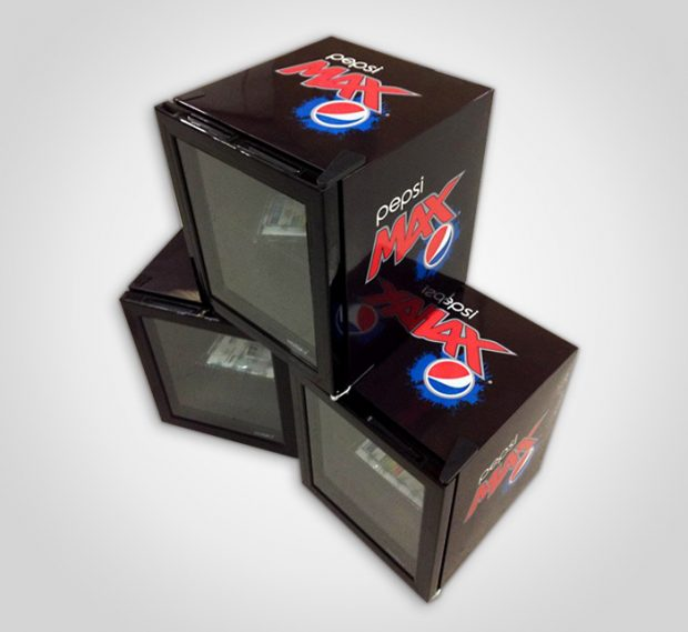 Pepsi Max Mini Kj 248 Leskap Komfyr Bruksanvisning