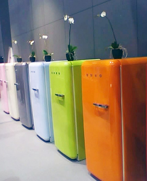 Smeg Fridge Range