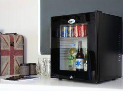 iceQ 24 Litre Glass Door Mini Bar