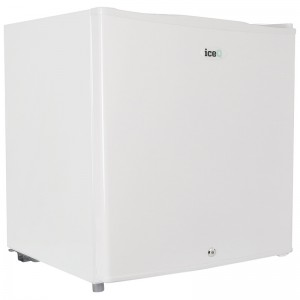 iceQ 48 Litre Table Top Lockable Fridge - White