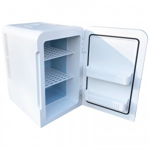 iceQ 22 Litre Portable Mini Fridge - Silver
