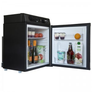 iceQ 40 Litre 3 Way Absorption Caravan and Motorhome Fridge