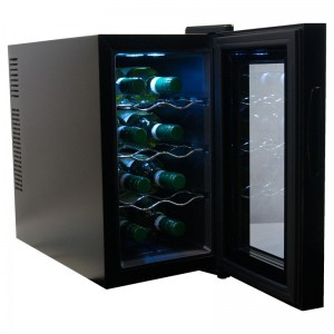 iceQ 8 Bottle Wine Cooler