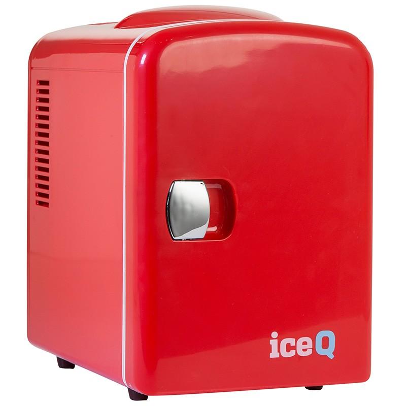 Iceq 4 Litre Mini Fridge Red Mini Fridges Small