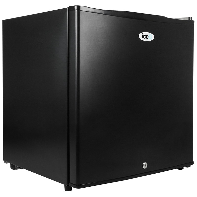 Click to view product details and reviews for Iceq 43 Litre Table Top Lockable Fridge Black.