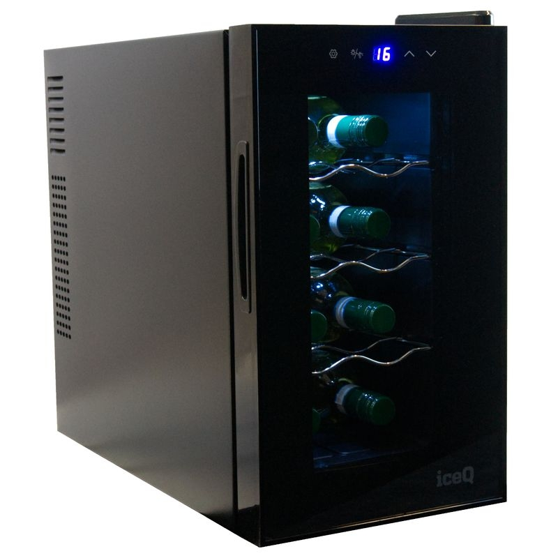 Click to view product details and reviews for Iceq 8 Bottle Wine Cooler.