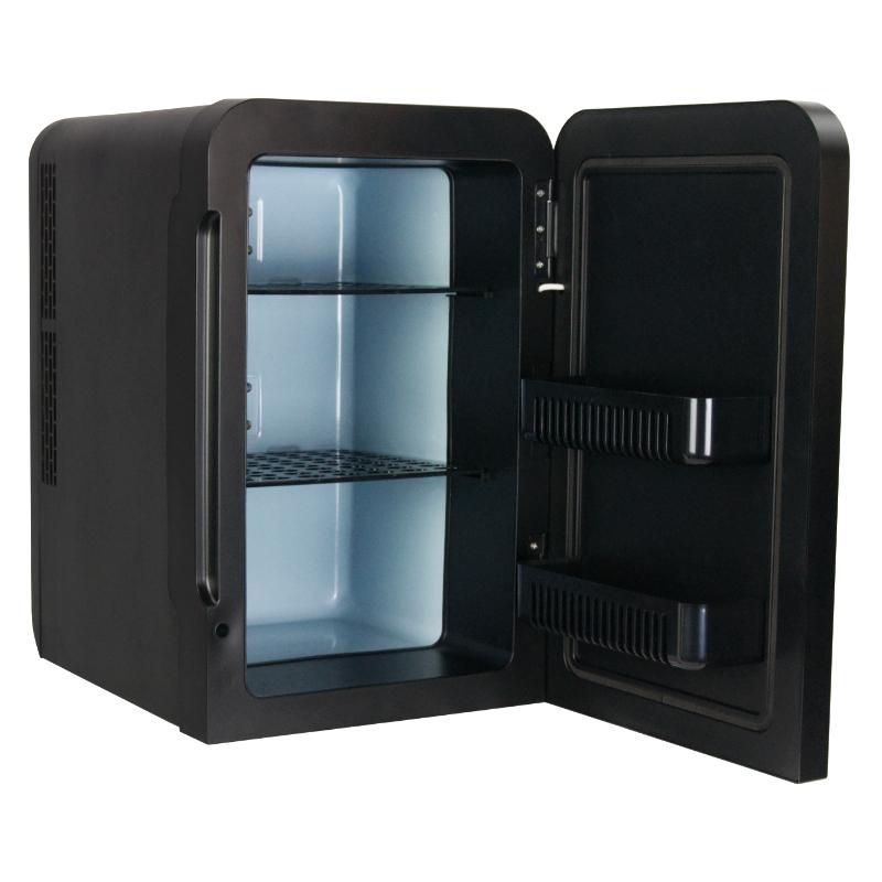 Iceq 22 Litre Portable Mini Fridge Black