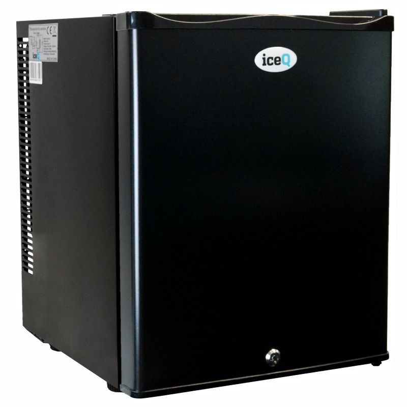 Click to view product details and reviews for Iceq 24 Litre Silent Solid Door Mini Bar.