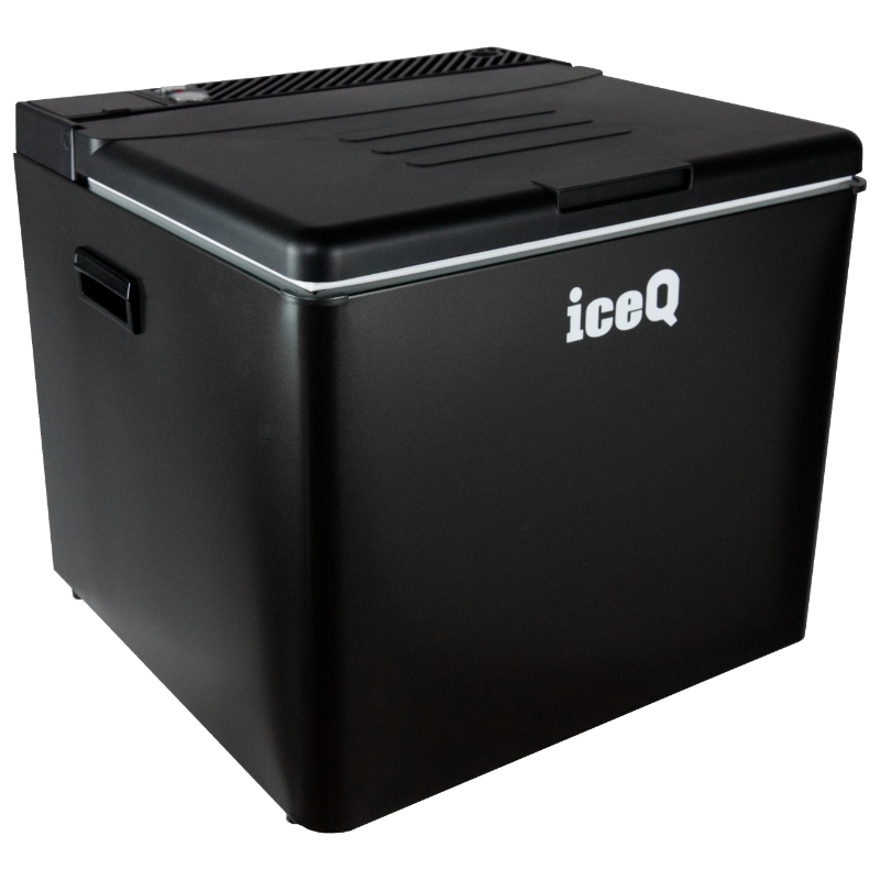 Click to view product details and reviews for Iceq 42 Litre 3 Way Portable Absorption Cool Box.