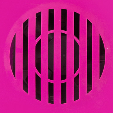 Iceq 4 Litre Mini Fridge Pink